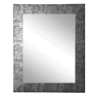 carbon loft cayley wall mirror - Mirror With Black Frame
