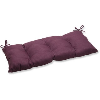 Pillow Perfect Outdoor/ Indoor Rave Vineyard Swing/ Bench Cushion (Option:  Purple)