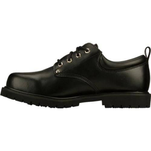 Men's Skechers Work Relaxed Fit Cottonwood Fribble SR Black - Thumbnail 2