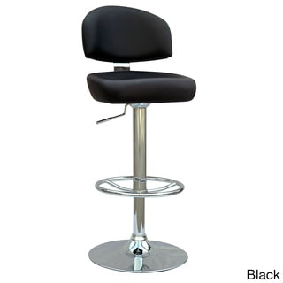 Somette Pneumatic Gas Lift Adjustable Height Swivel Stool