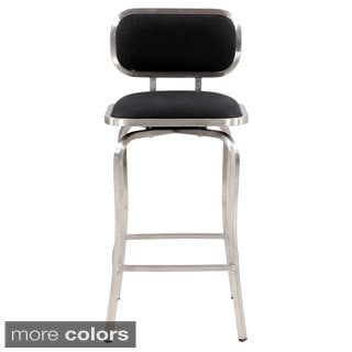 Somette Modern Swivel Counter Stool