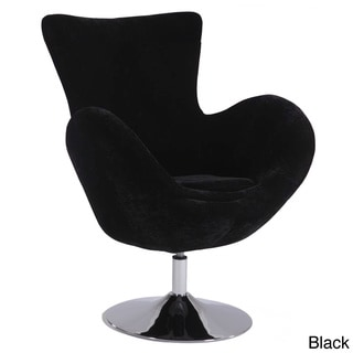 Somette Modern Swivel Arm Fun Chair