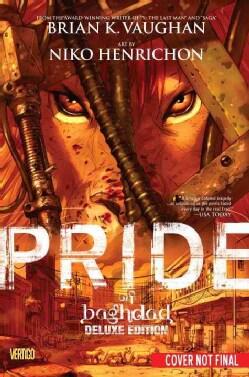 Pride of Baghdad (Hardcover)