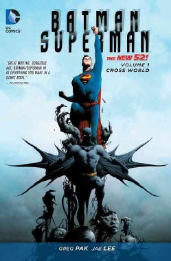 Batman/Superman 1: Cross World (Paperback)