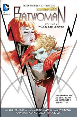 Batwoman 4: This Blood Is Thick (Paperback)