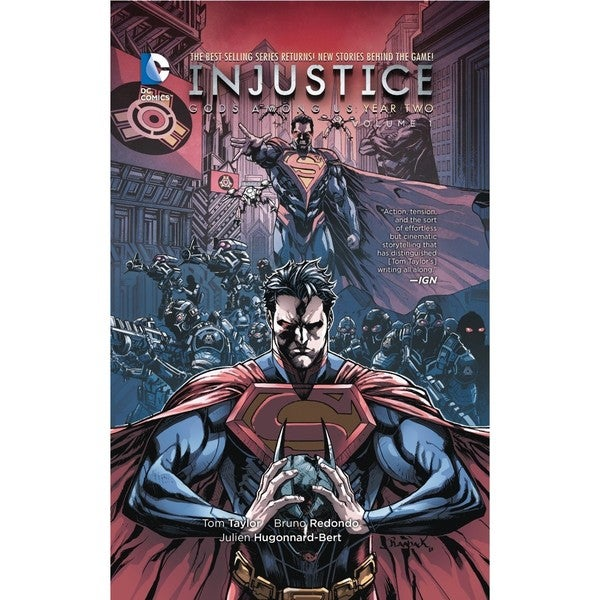 Injustice Gods Among Us Year 2 1 Hardcover 16131271 On Popscreen