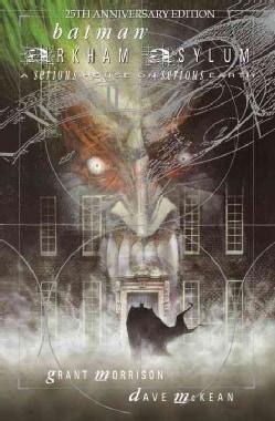 Batman Arkham Asylum: Arkham Asylum (Paperback)