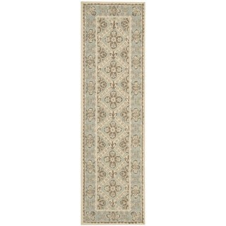 Nourison Country Heritage Sky Rug (8' x 11')