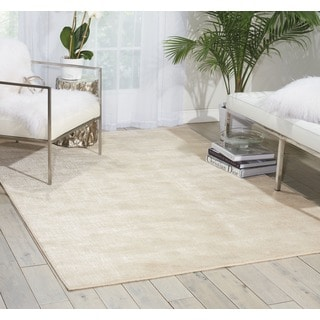 Nourison Starlight Oyster Rug (5'3 x 7'5)