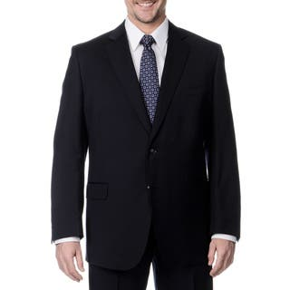 Palm Beach Men's Navy 2-button Single Vent Jacket|https://ak1.ostkcdn.com/images/products/8914831/P16132393.jpg?impolicy=medium