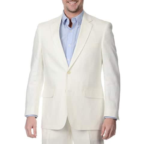 Palm Beach Men's Oyster Single Vent Jacket