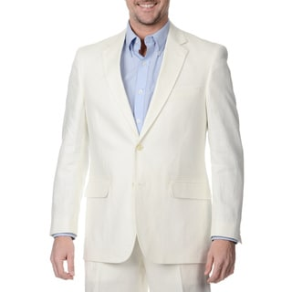 Palm Beach Men's Oyster Single Vent Jacket