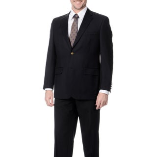 Palm Beach Men's Navy 2-button Jacket (More options available)