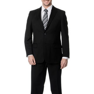 Link to Palm Beach Men's Black Single Vent Jacket Similar Items in Suits & Suit Separates