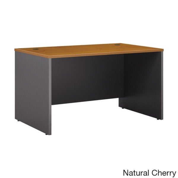 Bush Business Furniture Series C 48 Inch Shell Desk   Free Shipping Today    Overstock.com   16132424