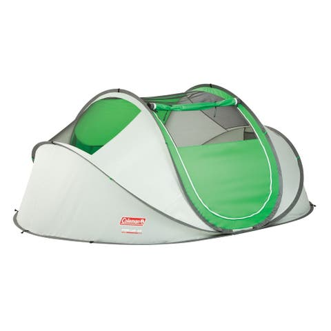 Coleman Popup 4-person Tent
