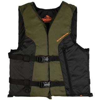 Stearns Adult Green Sportsmans Life Vest