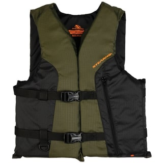 Link to Stearns Adult Green Sportsmans Life Vest Similar Items in Boats & Kayaks