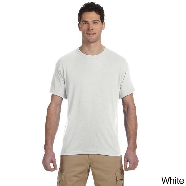 Mens Basic Crew Neck T-shirt