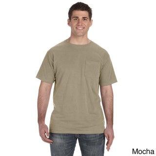 Men's Ringspun Pocket T-shirt