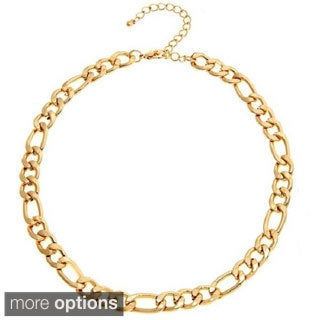 Alexa Starr Short Figaro Chain Necklace