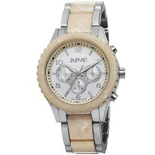 August Steiner Women's Swiss Quartz Multifunction Bracelet Watch