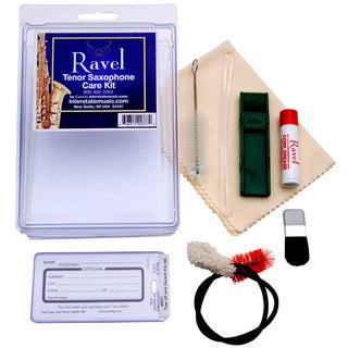 Ravel OP342 Tenor Sax Care Kit
