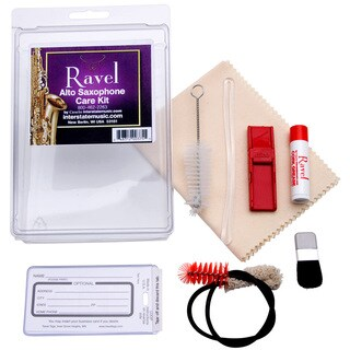 Ravel Alto Saxophone Care Kit
