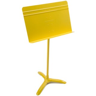 Manhasset Model #48 Yellow Symphony Music Stand