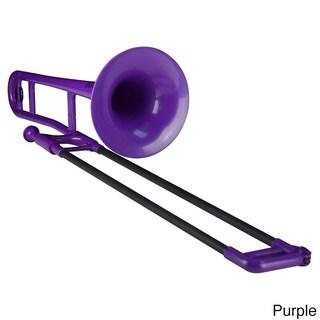 Jiggs pBone Plastic Trombone (Option: Purple)
