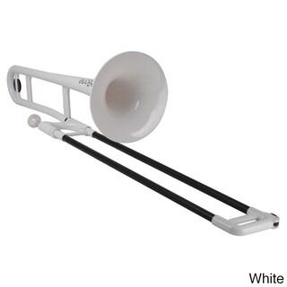 Jiggs pBone Plastic Trombone (Option: White)
