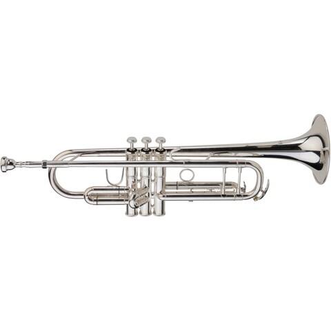 Ravel Paris Silver Intermediate Bb Trumpet