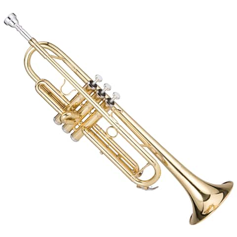Le'Var Brass Student Lacquered Trumpet