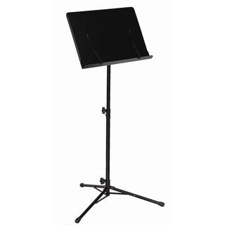 Ravel Premium Black Music Stand