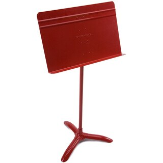 Manhasset Model #48 Symphony Red Music Stand