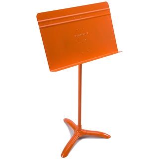 Manhasset Model #48 Symphony Orange Music Stand
