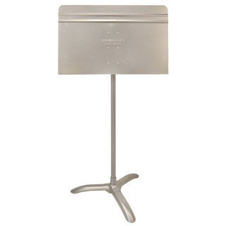 Manhasset Model #48 Symphony Silver Music Stand