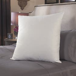 Down Alternative 26 x 26 Cotton Euro Square Pillows (Set of 2)|https://ak1.ostkcdn.com/images/products/891623/Down-Alternative-European-Square-Pillows-Set-of-2-P960531a.jpg?impolicy=medium