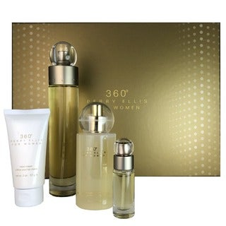 Perry Ellis 360 Women's 4-piece Gift Set