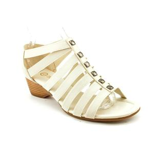 Bella Vita Women's 'Paula II' Fabric Sandals - Wide