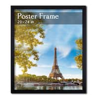 """Black Poster/ Picture Frame (20"""" x 24"""")"""