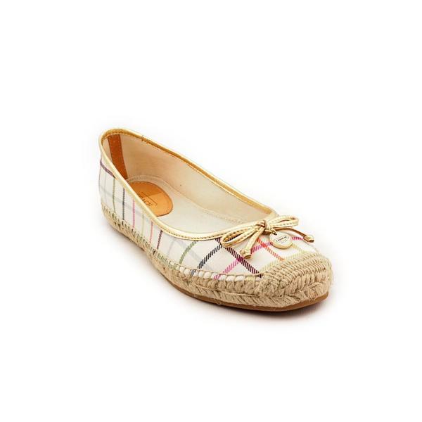coach s royace tattersa linen casual shoes free