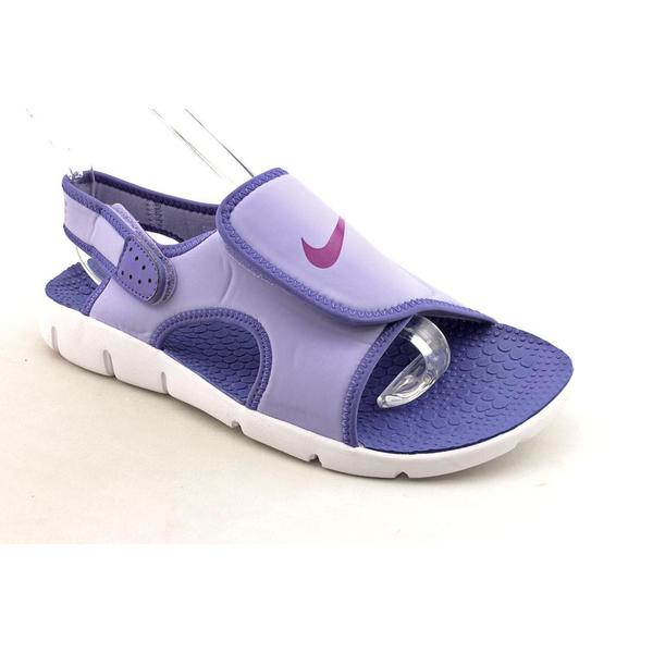 Shop Nike Girl Toddler Sunray Adjust 4 Man Made