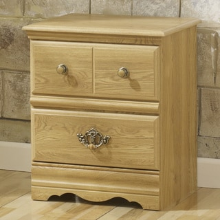 Lang Furniture Oak Creek 2-drawer Nightstand