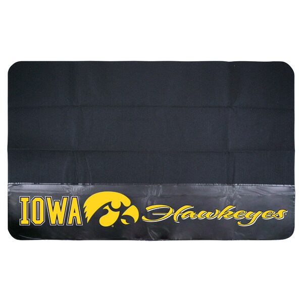 Shop Collegiate Iowa Hawkeyes Grill Mat Free Shipping On