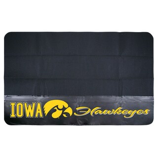 Collegiate Iowa Hawkeyes Grill Mat