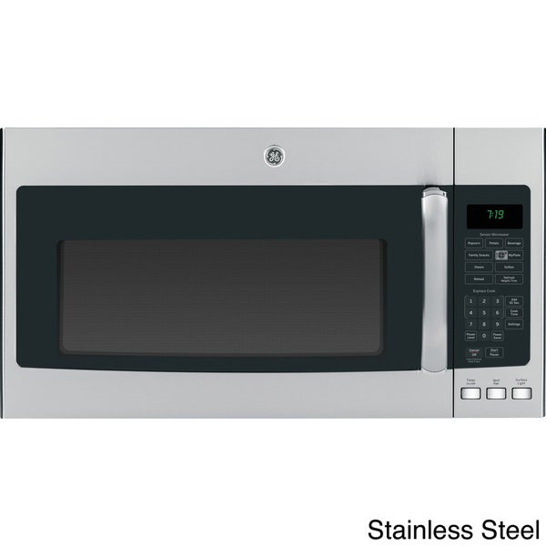 GE JVM7195 Over the Range Sensor Microwave Oven