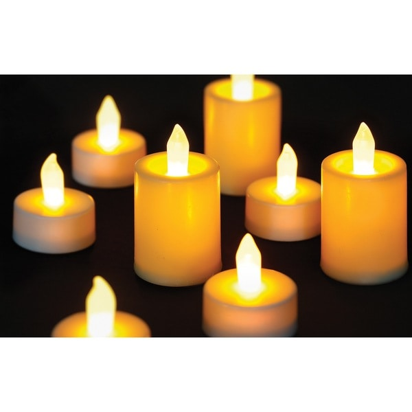 Order Home Collection 14-piece LED Tealight Candle Set
