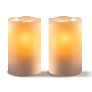 Order Home Collection 2-piece LED Candle Set with Daily Timer