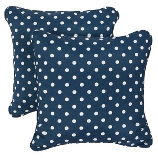 Navy Outdoor Cushions Amp Pillows For Less Overstock Com